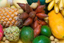 Las frutas tropicales y sus vitaminas
