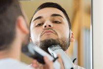 Cómo afeitar una barba abundante