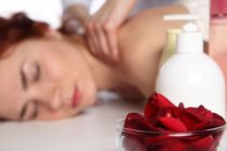 Aceites caseros para usar en masajes para la piel