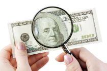 Cómo identificar billetes falsos