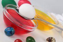 Cómo hacer huevos teñidos para decorar