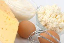 Alimentos con colesterol alto