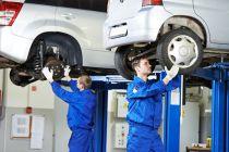 Cuidados periódicos del coche