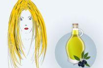 Cómo mejorar el cabello con aceite de oliva