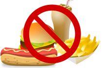 Alimentos artificiales que no debes consumir. Comidas rápidas poco saludables. Evitar comer estas 6 comidas artificiales