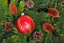 7 decoraciones originales para el pino de Navidad