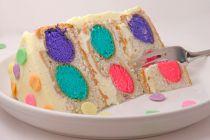 Cómo hacer un Pastel de Colores por Dentro