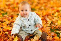 Cómo vestir al bebé en invierno