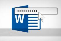 Cómo proteger un archivo de Word con contraseña