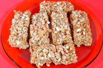 Barras de Cereal Caseras