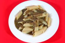Receta para preparar salsa pesto. Salsa pesto, ideal para acompañar pastas. Cómo preparar salsa pesto. Ingredientes y preparación de la salsa pesto