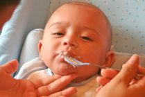 Recetas Caseras para Bebés de 7 Meses