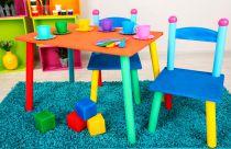 Crea una Mesa Infantil Educativa