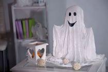 Cómo hacer Fantasmas para Decorar en Halloween