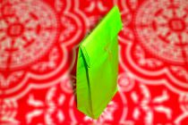 Bolsa de papel para envolver regalos. Cómo hacer una bolsa de regalo. Crea tu propia bolsa de papel para entregar un obsequio
