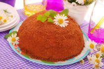 Cómo preparar un pastel piñata. Receta para hacer un pastel piñata. Cómo hacer pastel circular o piñata. Cómo preparar un pastel bola