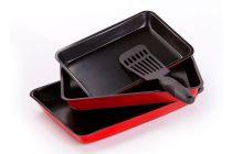 Técnica para limpiar moldes y placas de horno facilmente. Cómo usar bicarbonato para limpiar fuentes del horno. Método para limpiar moldes de horno