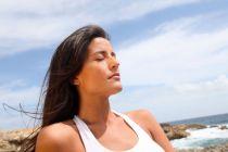 Métodos para adelgazar respirando. 3 técnicas para adelgazar respirando. Cómo bajar de peso respirando. Adelgazar desde la respiración