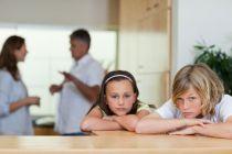 Cómo Actuar Frente a los Niños Durante un Divorcio