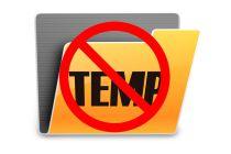 Cómo Borrar los Archivos Temporales en Windows