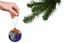 Ideas para cuidar el planeta en Navidad. Cómo cuidar el entorno en las fiestas navideñas. Tips para tener una navidad responsable con el planeta