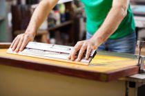 Cómo hacer una Pantalla para Serigrafía Casera