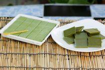 Cómo preparar chocolate de té verde. Receta para hacer chocolate de té verde. Ingredientes para hacer chocolate de té verde