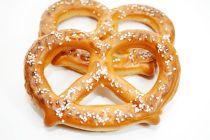 Cómo preparar pretzels originales. Receta para hacer pretzel. Cómo preparar pretzels caseros. ingredientes para hacer pretzel