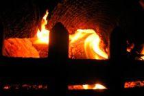 Calor a bajo costo: la estufa rusa
