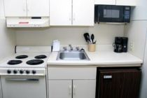 Ahorrando en el uso del horno, nevera y el lavavajillas