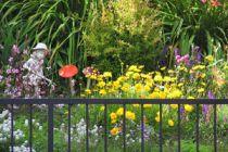 Ideas para usar elementos reciclables y decorar el jardín