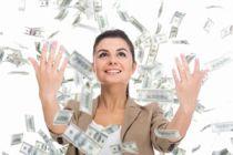 ¿Qué hacer si recibes un dinero extra?