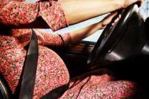 Cinturón de seguridad y el airbag durante el embarazo