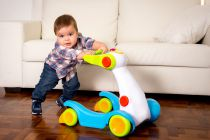 Cómo Jugar con Bebés de 10 Meses