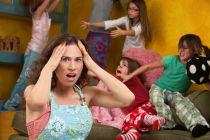 Cómo Ser una Mamá Menos Estresada