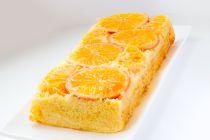 Cómo preparar un bizcochuelo de naranja. Receta para hacer bizcochuelo de naranja. Tips para hacer una torta de naranja. Receta de torta de naranja